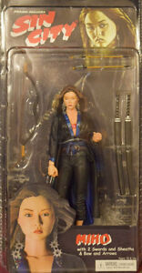 Sin City Miho Action Figure by Neca