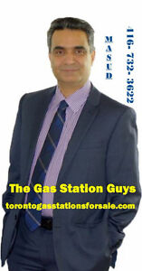 Esso Gas Station with Con-Store with property for sale