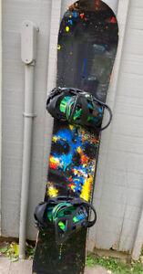 Burton snowboard Antler Flying V 54.5