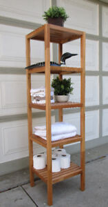 IKEA SOLID BIRCH STORAGE UNIT - VERY GOOD CONDTION