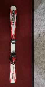 Ski enfant Head en  tres bon etat et botte / boot