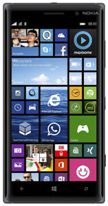Brand new sealed box Nokia Lumia 830 LTE ,factory unlocked,black