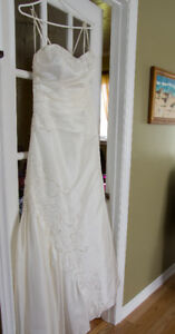 Sophia Tolli Wedding Dress Size 8