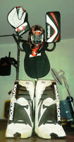Street hockey Goalie kit 27""