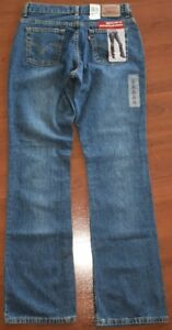 Levis Red Tab 516 Jeans Womens 11L New With Tags