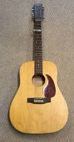 Norman 12 string Acoustic guitar