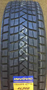 PNEUS HIVER WINTER TIRES 215/55/18 225/40/18 225/60/18 235/45/18