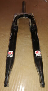 "Rockshox Jett 26"" mountain bike fork. 1 1/8 threadless."