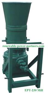 Wood-or-Feed-Pellet-Mill-PTO-Tractor-Drive-UK-Seller-Free-Delivery