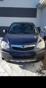 2008 Saturn vue XE +winter tires + two way remote starter