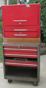 Tool Cabinet.   Skill saw.   Workhorse