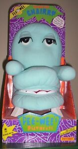 giant size CHAIRRY plush 15 inch PEE WEE HERMAN new in box