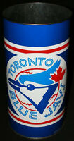 Vintage Toronto Blue Jays Garbage Can