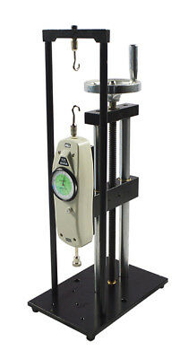 High Accuracy 500n Vertical Screw Test Stand With Push Pull Force Gauge New