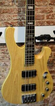 Schecter Diamond 004 bass natural