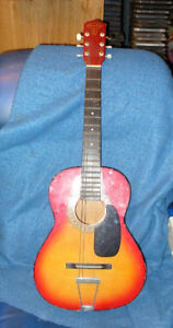 acoustic Guitar  Berkeley custom