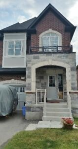 4 BEDROOM END UNIT TOWNHOUSE FOR RENT IN INNISFIL