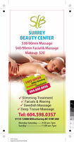 SPECIAL NOV & DEC REFRESHING FACIAL $25