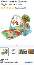 V-tech baby mat