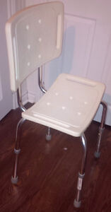 Bath or Shower Chair for in Home Care of the Elderly‎ or Injured