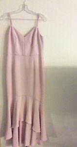 Beautiful pink dress - size 6