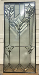 Exterior Door Decorative Glass Panel