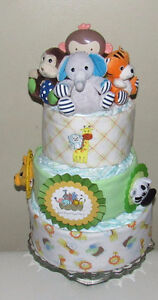 Diaper cakes for boys and girls Cambridge Kitchener Area image 4