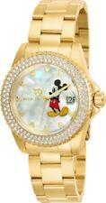 Invicta 26239 Women's Disney Limited Edition 40mm White Dial Watch