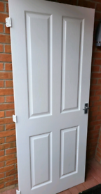 Interior door for sale - white - Never used