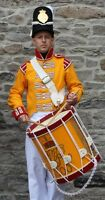 We need you! Join the 100th Regt Drum Corps