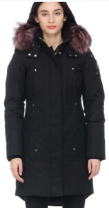 Manteau d hiver neuf moose knuckles femme small