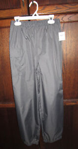 OshKosh grey splash pants in size 12 *NEW with tags