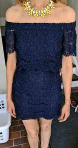 Lace dress - great for an outting