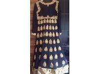Beautiful Indian/Pakistani Dress - Bargain