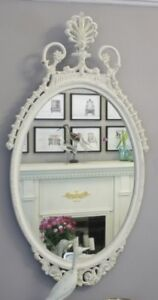 BEAUTIFUL ANTIQUE FRENCH MIRROR
