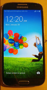 16GB Blue S4 Unlocked, Wind Compatible - Fast Delivery/Reply