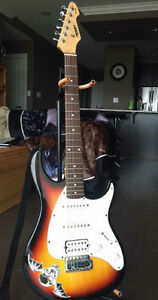 Electric guitar and amp Cambridge Kitchener Area image 3