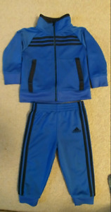 Blue Adidas Outfit