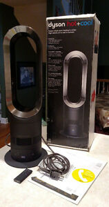 BRAND NEW DYSON JET FOCUS HOT AND COLD FAN