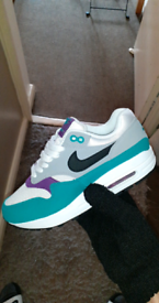 Nike Air Max 1 Clear Emerald