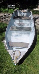 12 Foot Aluminum Boat No motor on hold til 7 on June 26