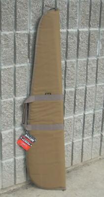 Allen Durango Scoped Rifle Gun Carrying Soft Padded Case Brown/Buckskin 46