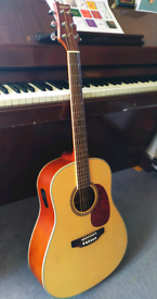 Ashton Acoustic Guitar Ex Condition!