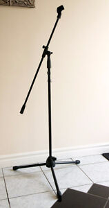 Stand pour microphone