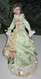 FROM THE BEAUTIFUL ANASTASIA DOLL COLLECTION CELESTE