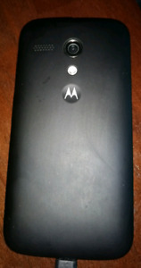 Moto G phone with Koodo