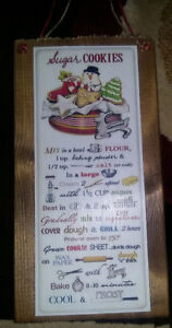 Christmas Recipe plaques Cornwall Ontario image 4