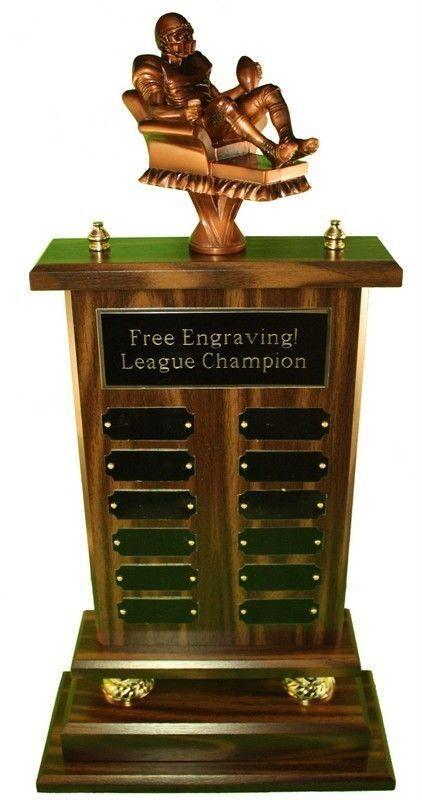 Fantasy Football League Trophy Buying Guide Ebay