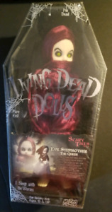 Living dead dolls scary tales