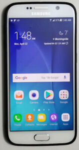 Samsung Galaxy S6 32G (Mint Condition)